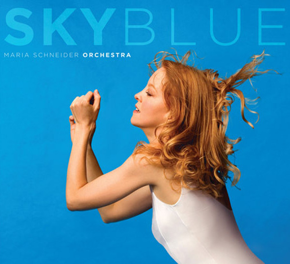 cover to Sky Blue