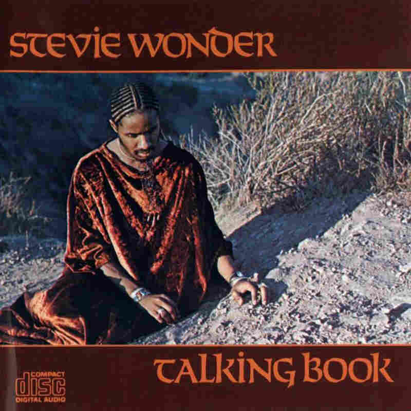Stevie Wonder's Talking Book was released on 1972.