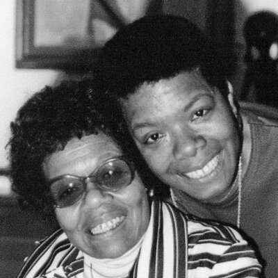 In A New Memoir, Maya Angelou Recalls How A 'Lady' Became 'Mom'