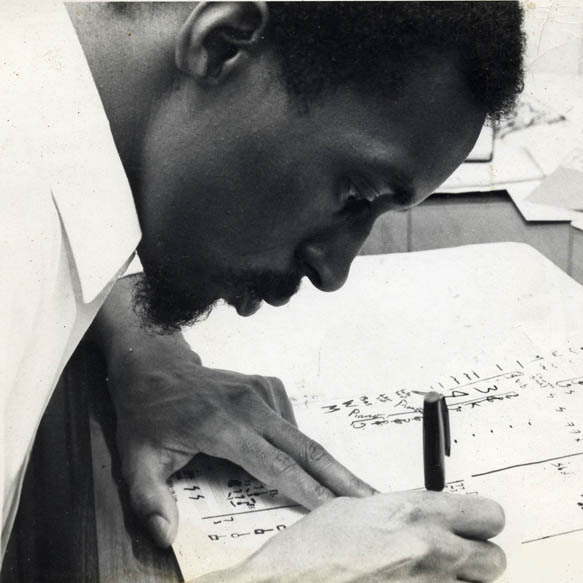 Composer Julius Eastman.