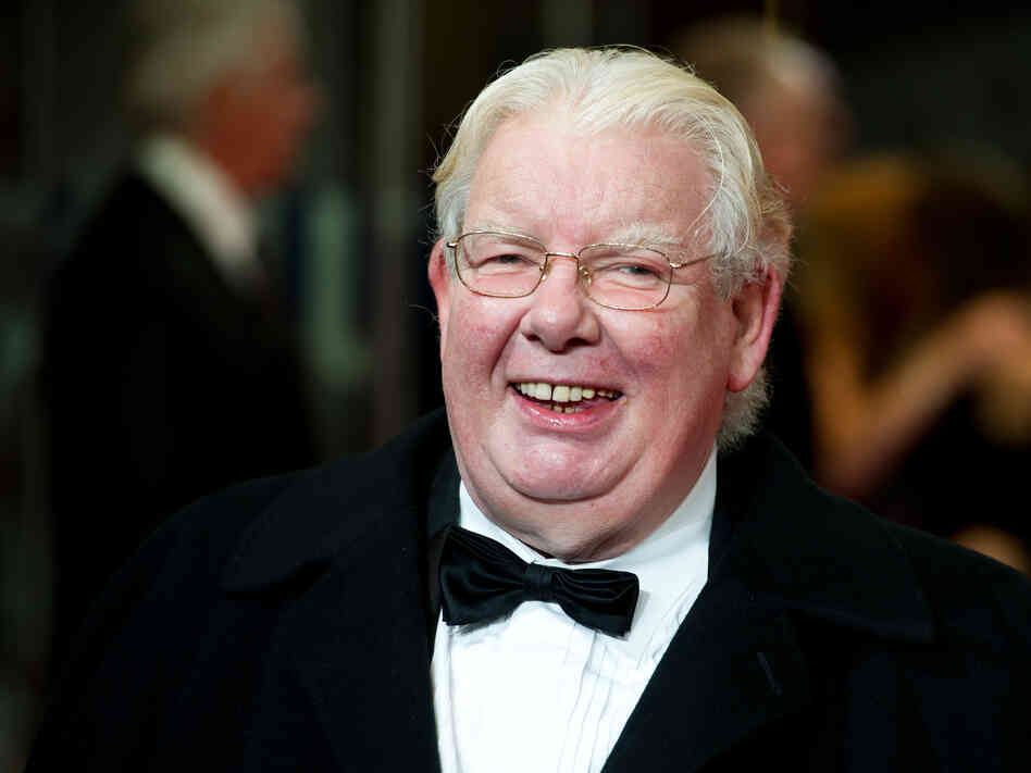 Actor Richard Griffiths in 2011.