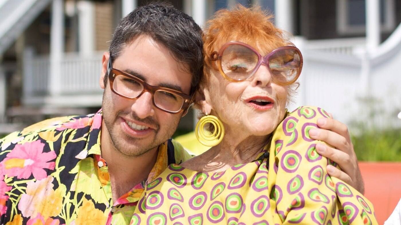 A Lovely Feeling Celebrating Older Women With Fabulous Style Npr