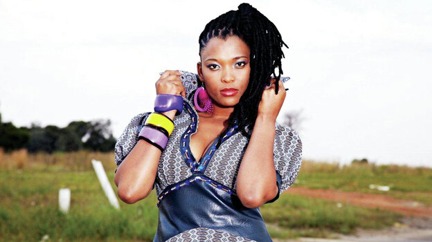 Nkulee Dube's debut album is titled My Way.