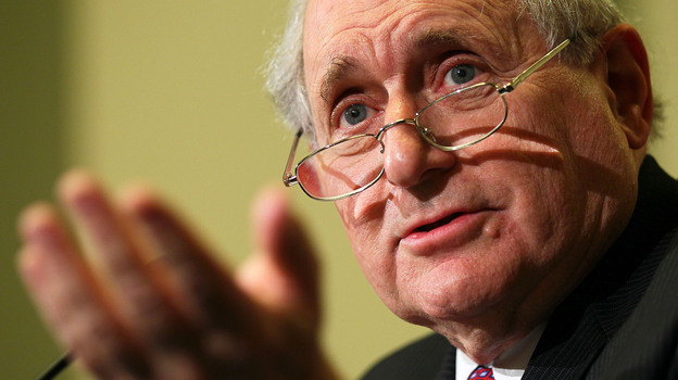 Sen. Carl Levin has been a vocal advocate for transparency in political ad spending. (Getty Images)