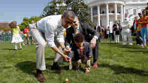 White House Easter Roll Eggs Hatched In Maine