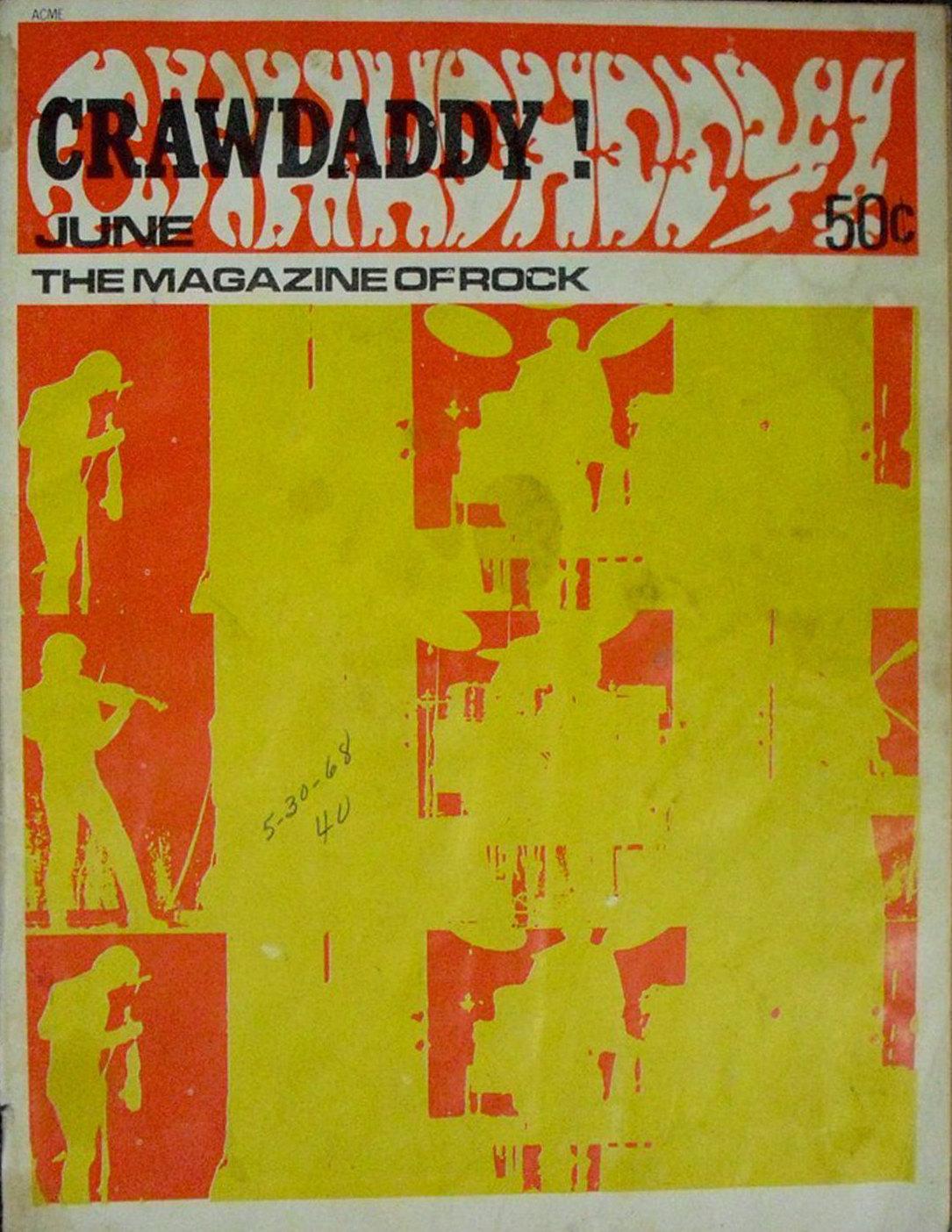 Remembering Paul Williams, Founder Of Rock Magazine 'Crawdaddy!'