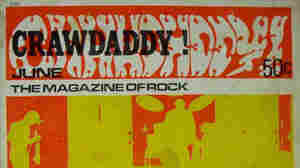 Issue 16 of the original run of Crawdaddy!, from June 1968.