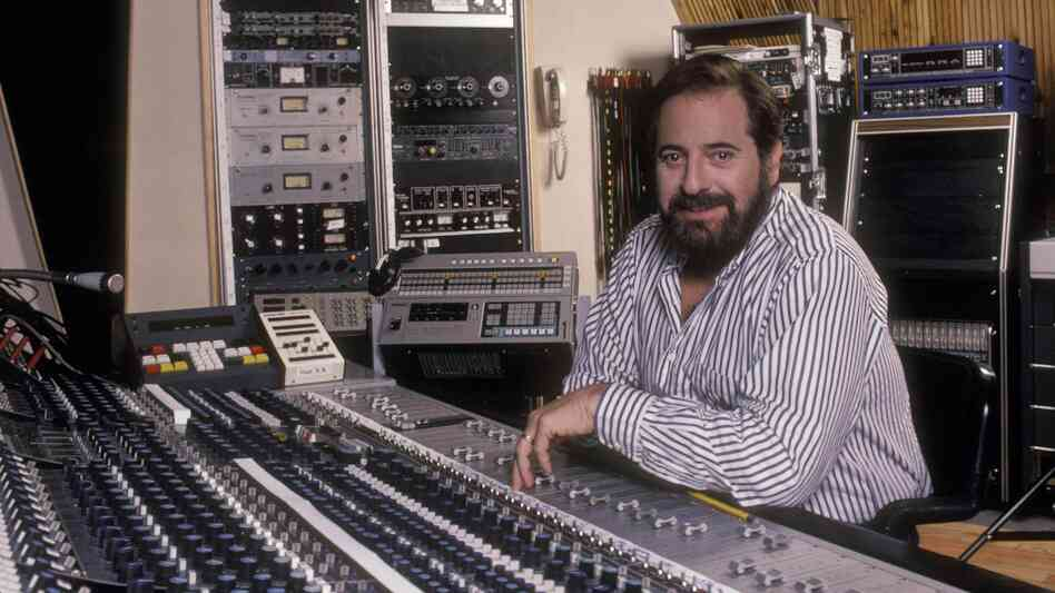 Phil Ramone 1934-2013, a record producer for Frank Sintara, Paul Simon, Billy Joel, and Barbra Streisand