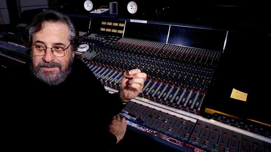 Phil Ramone in New York in 1997.