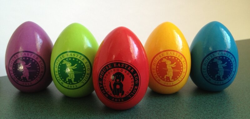 White House Easter Roll Eggs Hatched In Maine Npr