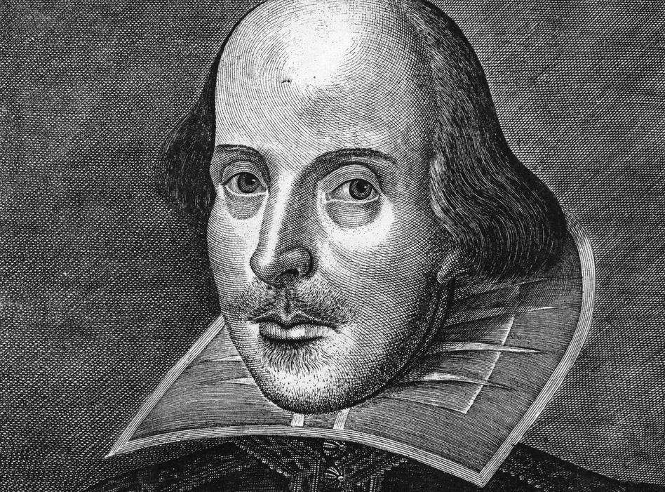 william shakespeare favorite food