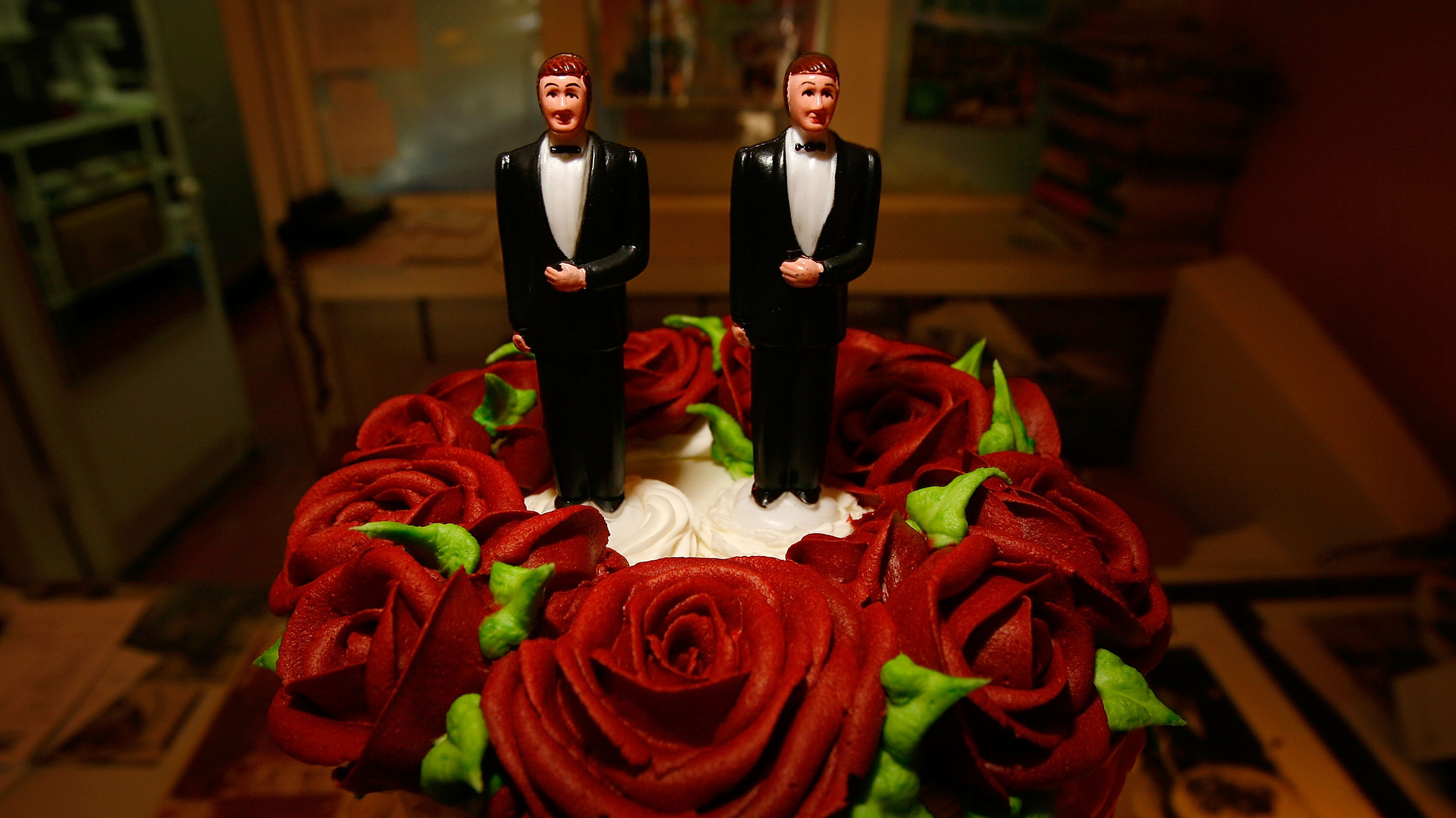 Gay Marriage And The Evolving Language Of Love ideastream