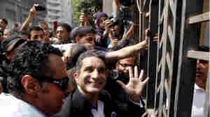 'Egypt's Jon Stewart' Questioned For Five Hours