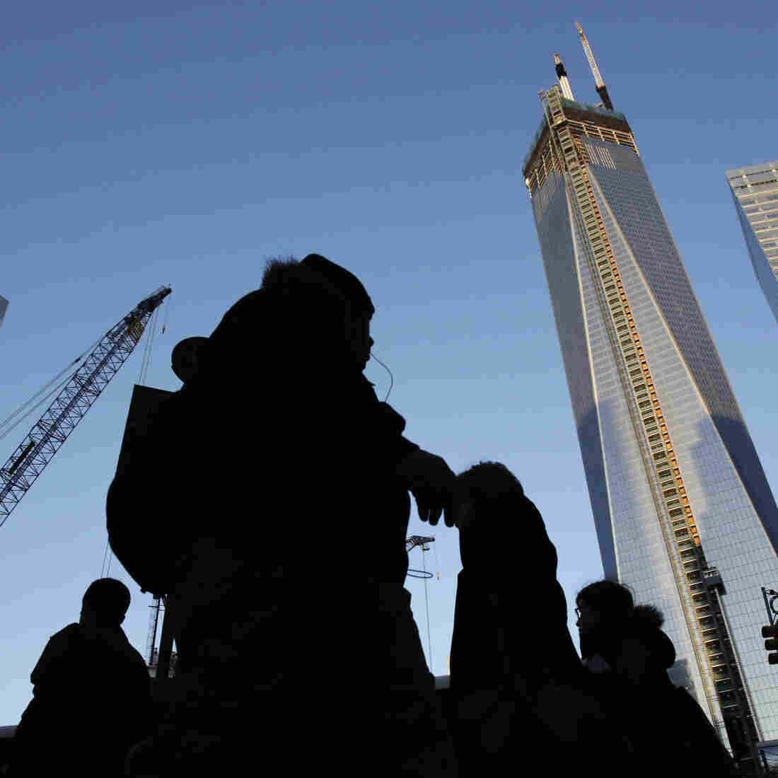 A New Search For 9/11 Victims' Remains