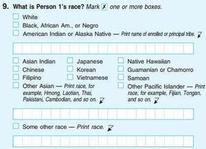 when you re mixed race just one box is not enough npr the u s census has allowed respondents to select multiple races since 2000 as in this screen grab of the 2010 form u s census hide caption