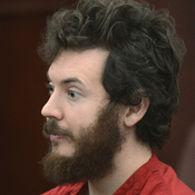 Accused Aurora theater gunman James Holmes during a court hearing last month in Centennial, Colo.