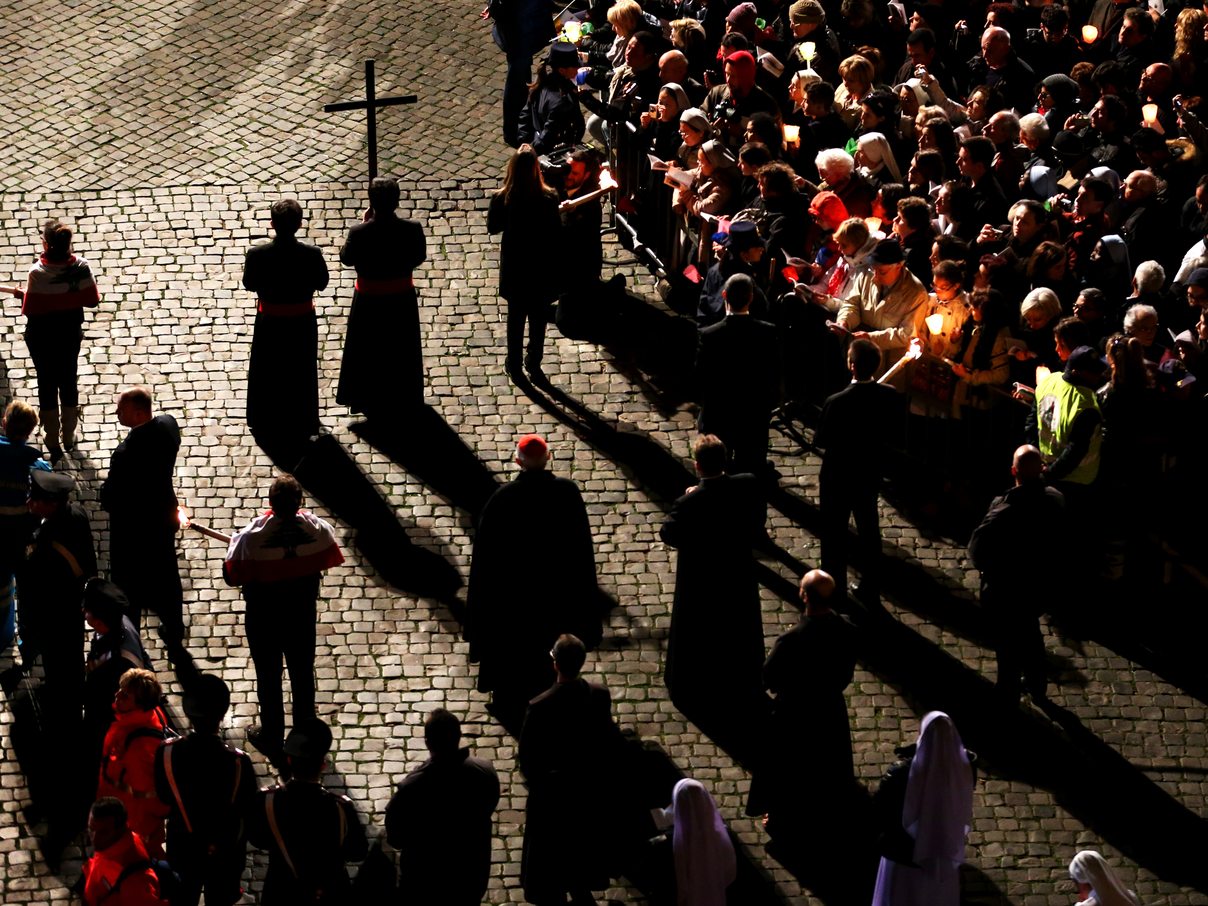 With New Pope, Catholic Women Hope To Regain Church Leadership Roles