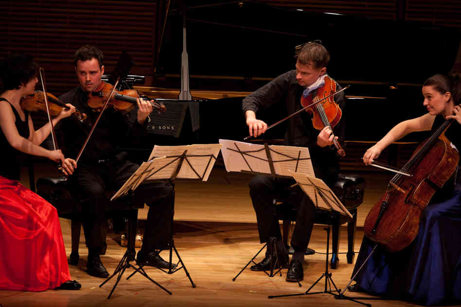 "Janacek subtitled his String Quartet No. 2 ""Intimate Letters,"" a reference to the 700 letters he wrote to the younger woman he longed for."