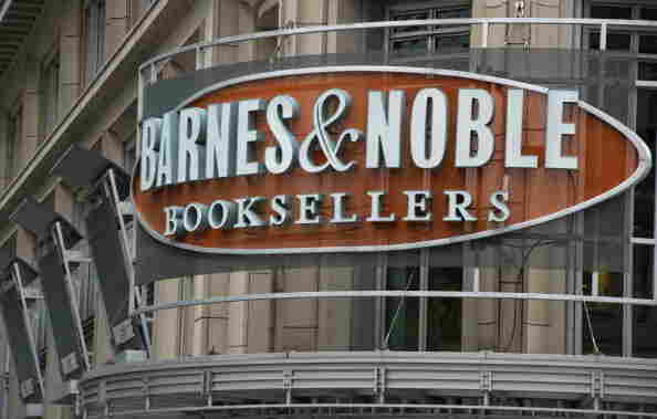 A Barnes & Noble bookstore in Washington, D.C.