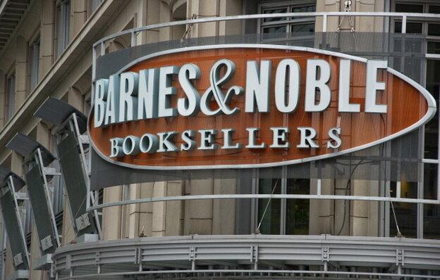 A Barnes & Noble bookstore in Washington, D.C.