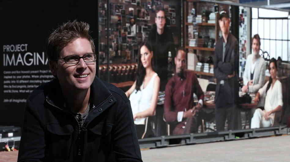 Twitter co-founder Biz Stone is one of five celebrity directors taking part in a Canon-sponsored experiment called Project Imaginat10n. His short film, the inspiration for which was crowdsourced via the Internet and social media, focuses on familial loss and the process of grieving.