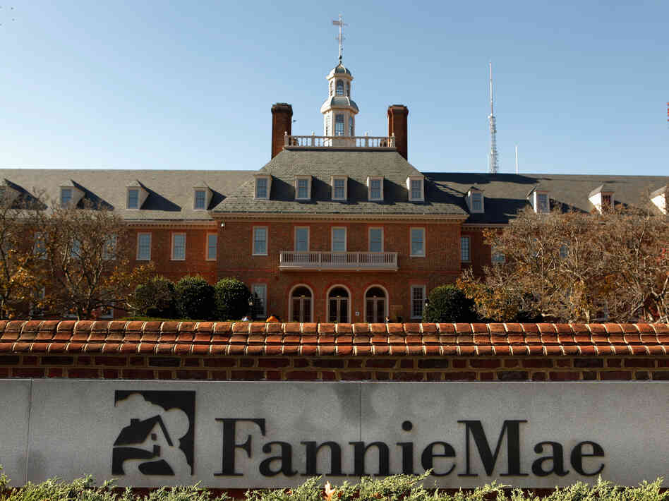 Fannie Mae's headquarters in Washington, DC.