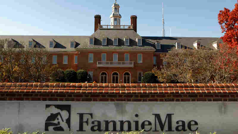 Fannie Mae's headquarters in Washington, DC.