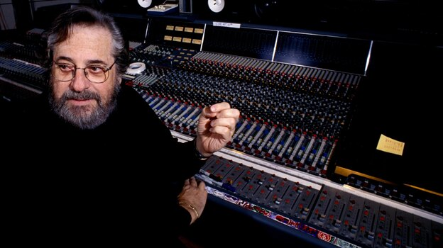 Phil Ramone in New York in 1997. (Getty Images)