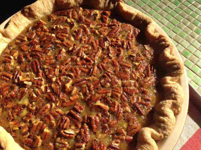 Pecan Grits Pie