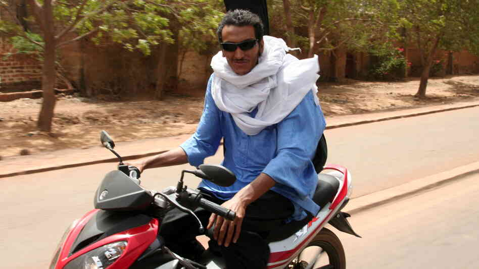 Bombino's new album is titled Nomad.