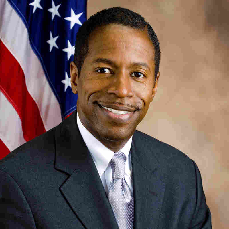 New York State Sen. Malcolm Smith (D)