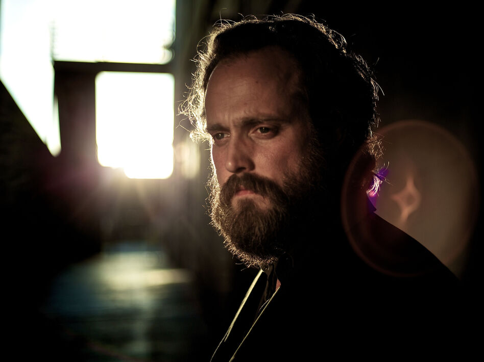 Iron and Wine's new album, Ghost on Ghost, comes out April 16.
