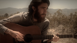 "Keaton Henson, seen in his video for the song ""You,"" from his album Birthdays."