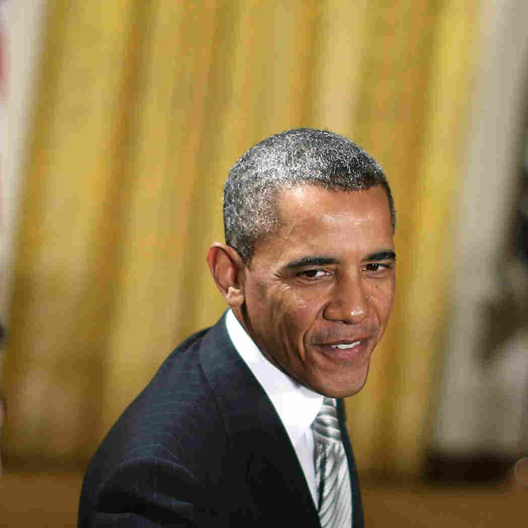 In Solidarity With Furloughed Workers, Obama Will Give Up 5 Percent Of His Salary