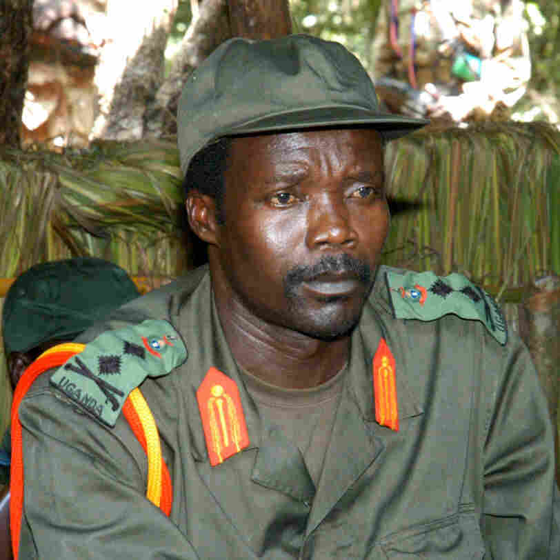 As Uganda Calls Off Search, U.S. Offers $5 Million Bounty For Joseph Kony