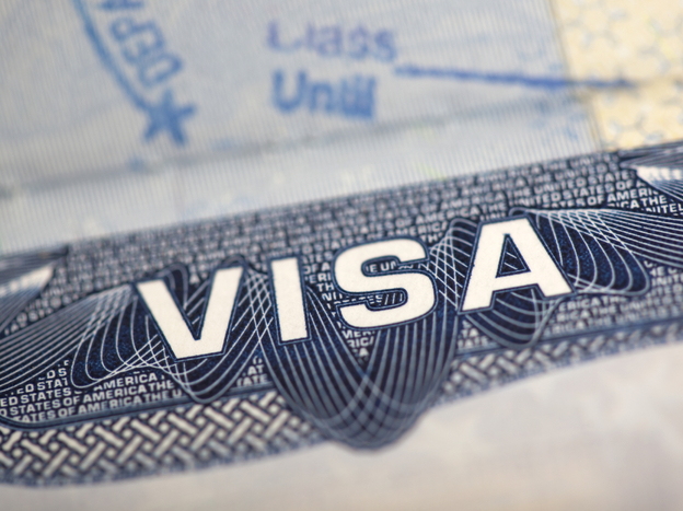 There's been increasing support for the number of H-1B visas, for highly skilled workers. Large tech companies are leading the push for the increase, but many of the visas go to workers at large consulting firms.
