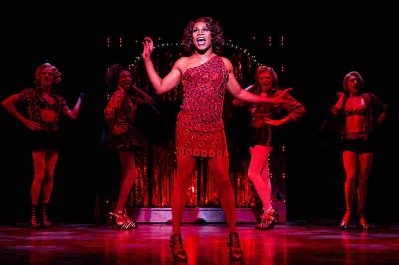 His character may be a flashy dresser, but Porter says Kinky Boots is just a simple story about two men trying to understand themselves — and each other — a little better.