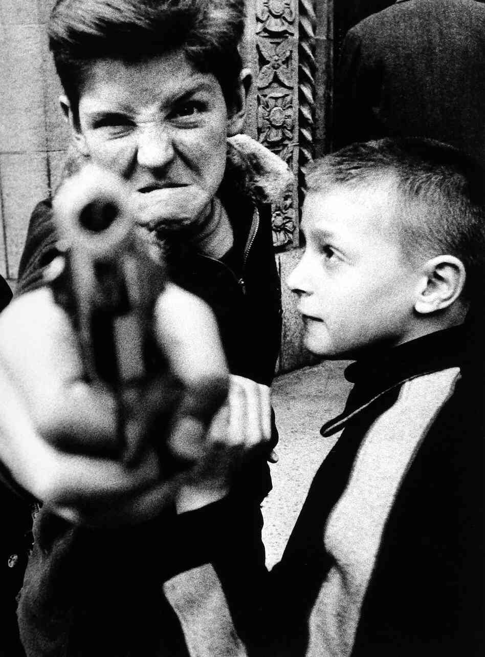 Gun 1, New York, 1955