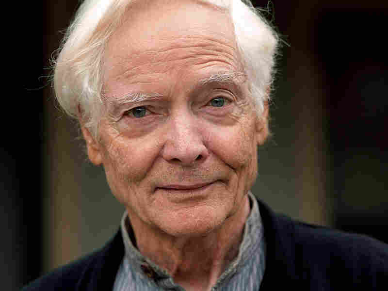 W.S. Merwin. Photo credit: Matt Valentine/Library of Congress/AP.