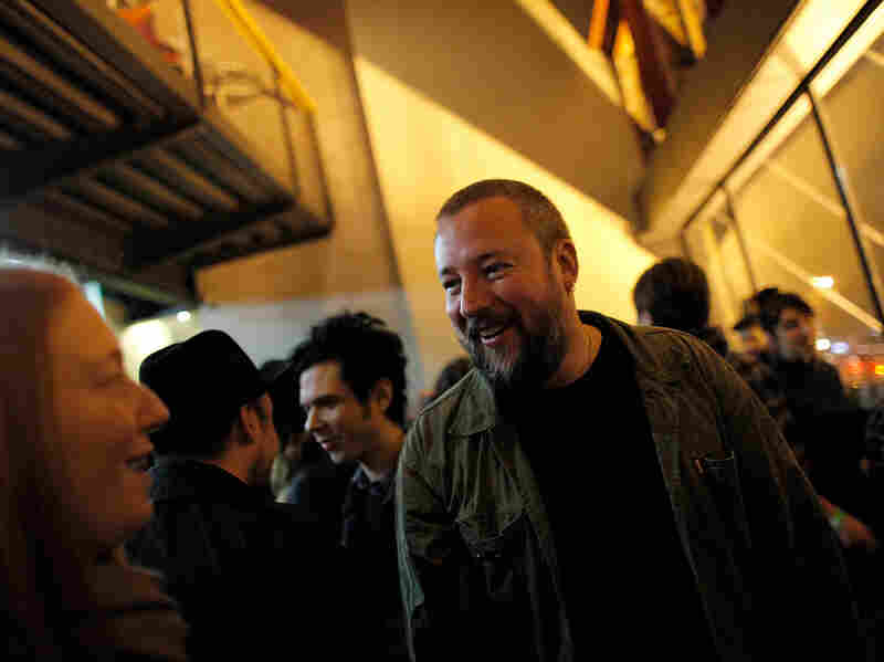 Vice founder Shane Smith attends the premiere screening for the MTV series The Vice Guide To Everything in New York City in December 2010. Vice's new documentary series on HBO launches Friday.
