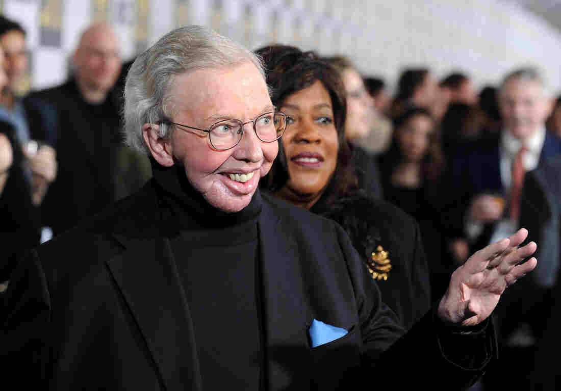 Film critic Roger Ebert arrives at the 25th Film Independent's Spirit Awards held at Nokia Event Deck at L.A. Live on March 5, 2010 in Los Angeles, California.