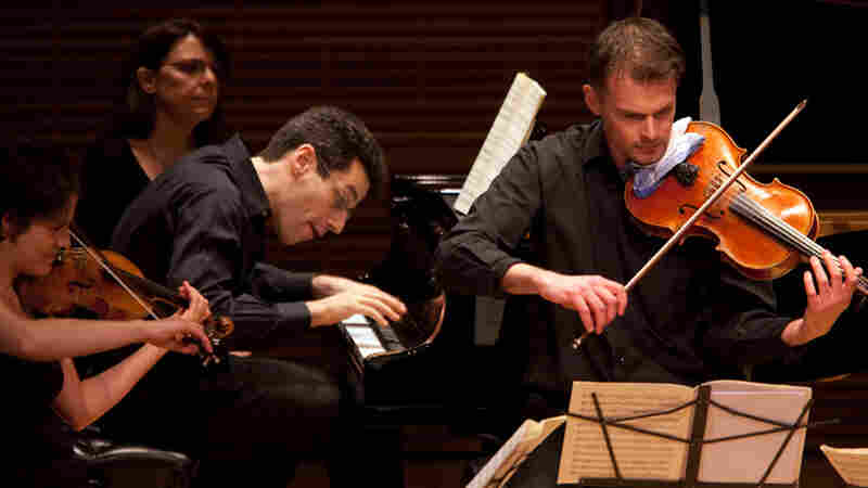 Carnegie Hall Live: Jonathan Biss And The Elias String Quartet