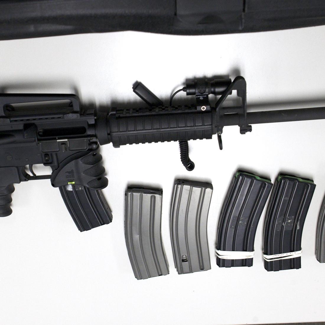 Colorado's New Gun Laws Send Businesses Packing : NPR