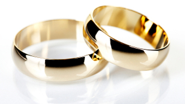 """Geoff Nunberg says a good definition extends to the past as well as the present: It's not just about what """"marriage"""" has come to mean; it's all the word has ever meant. (iStockphoto.com)"""
