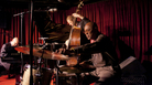 Ethan Iverson, Ben Street and Tootie Heath perform at the Village Vanguard.