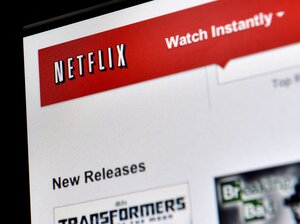 Netflix was ordered to close-caption all its films by next year.