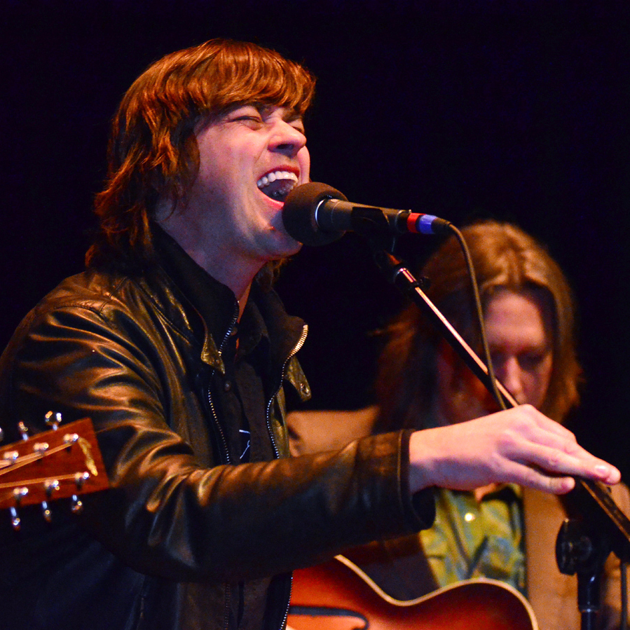 Rhett Miller performs live at Mountain Stage.