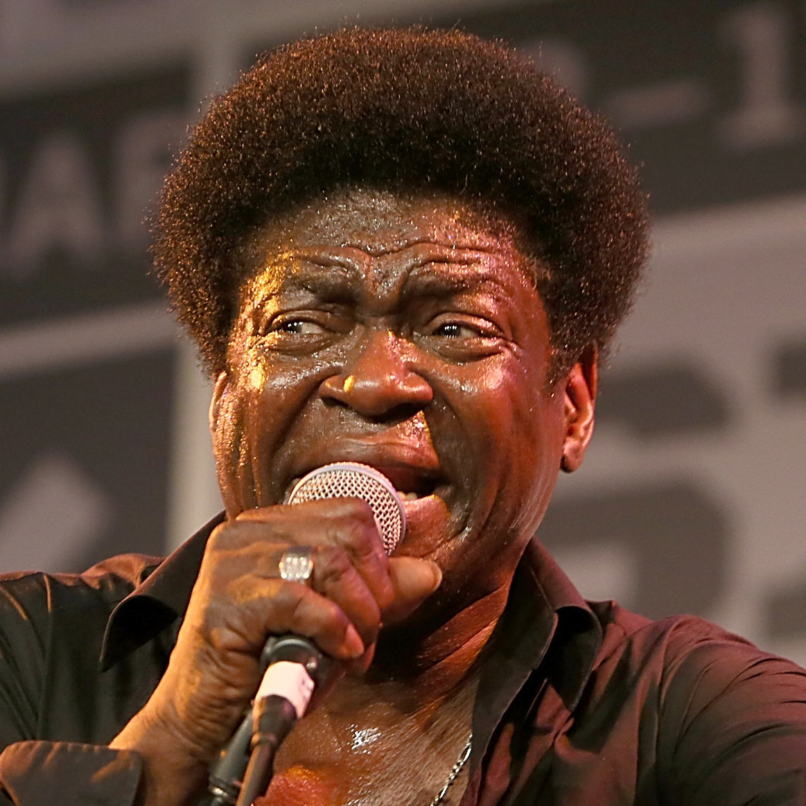The Screaming Eagle of Soul, Charles Bradley, is in heavy rotation on WXPN in Philadelphia.