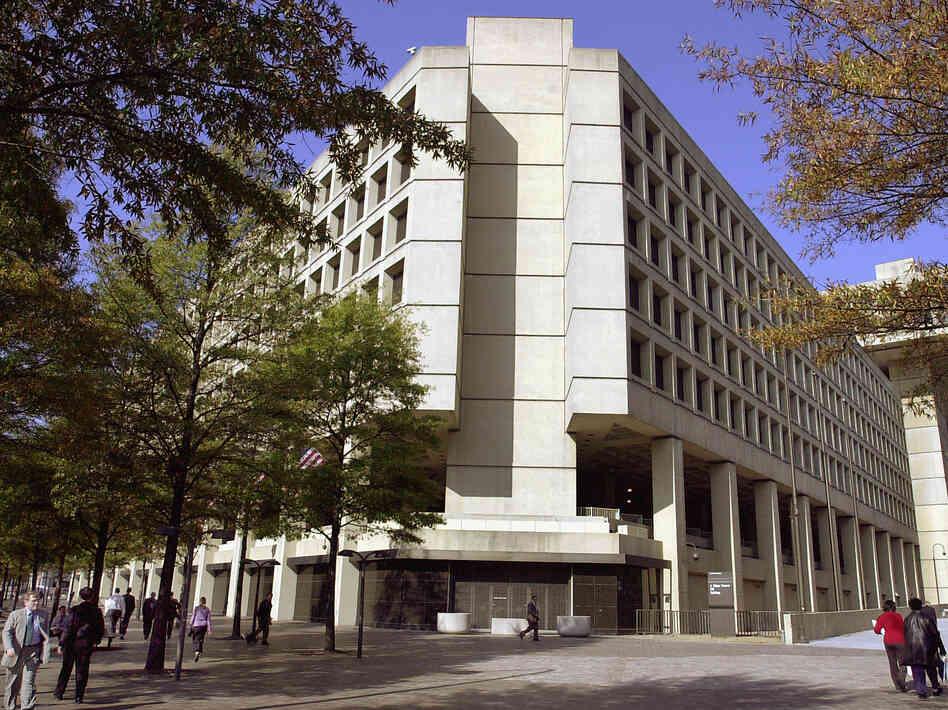 Fbi J Edgar Hoover Building Tours