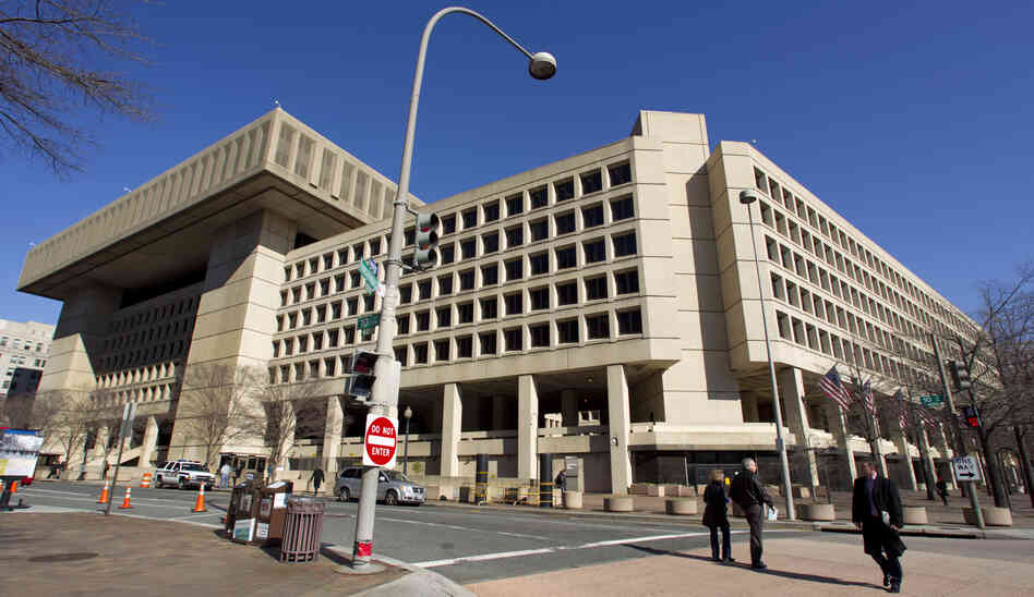 Fbi building may soon be 39 put out of its misery 39 npr for Bureau government